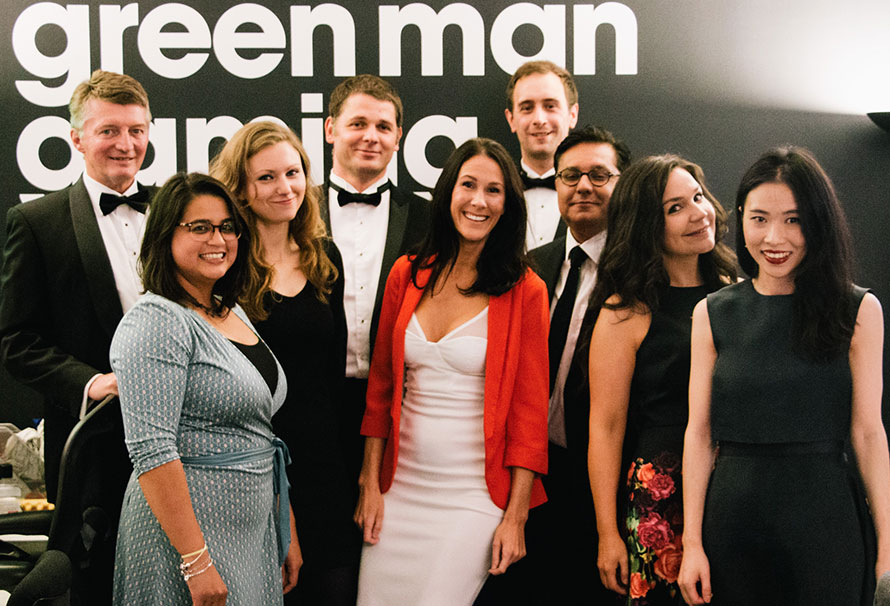 Green Man Gaming wins eCommerce Award 2017