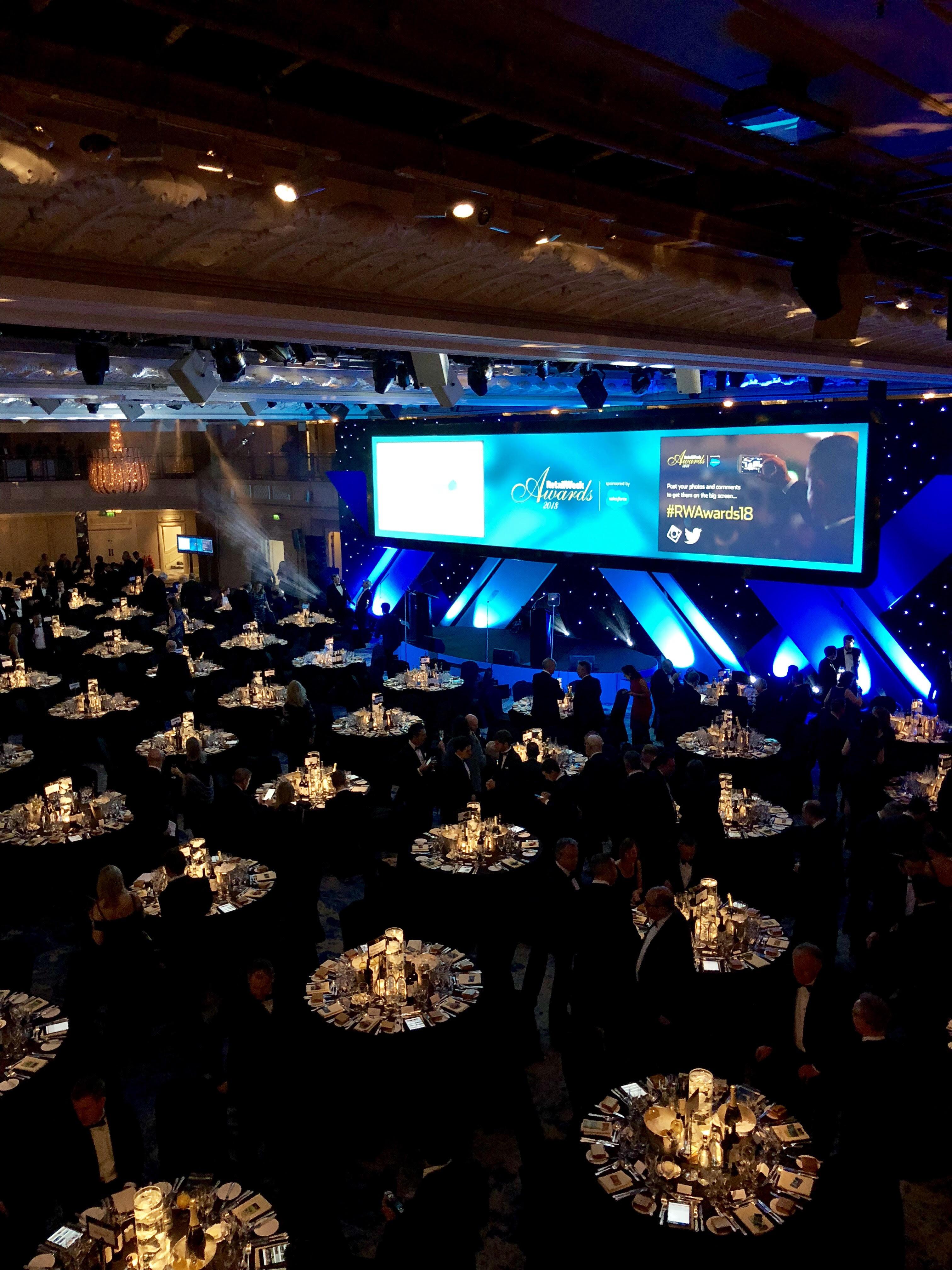 Green Man Gaming Emerging Retailer Finalist in Retail Week Awards 2018