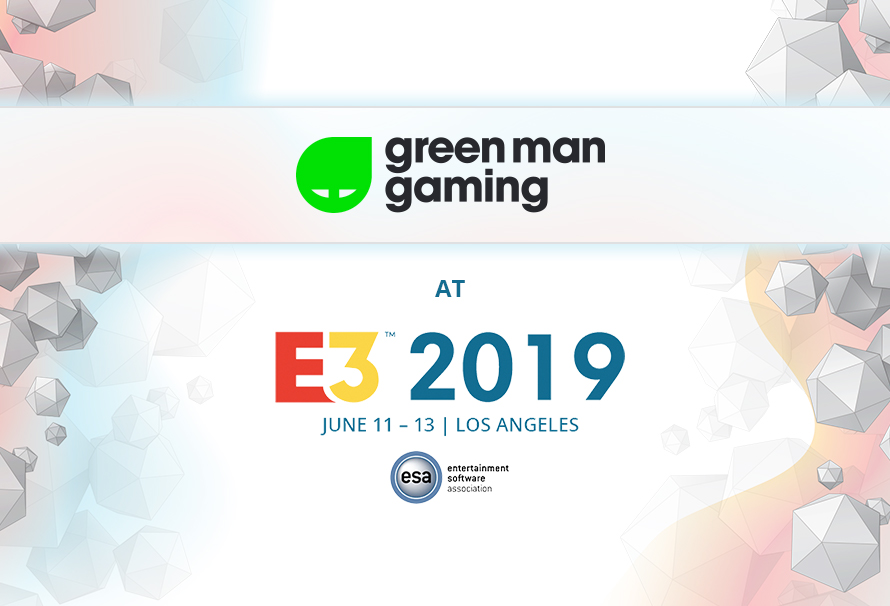 Green Man Gaming at E3 Expo 2019