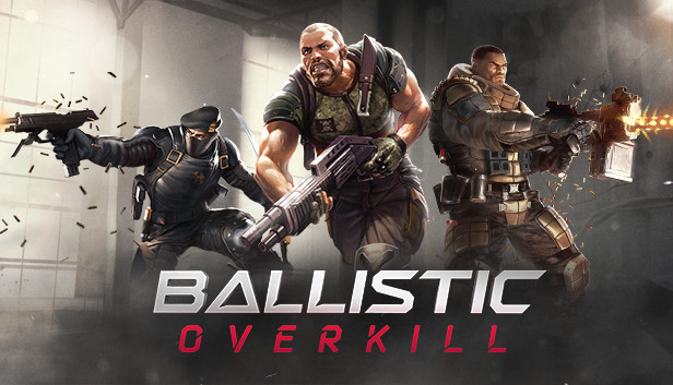 Ballistic Overkill celebrates Steam Sale with two new skins