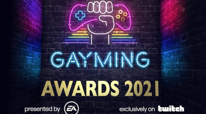 Gayming Awards Winners