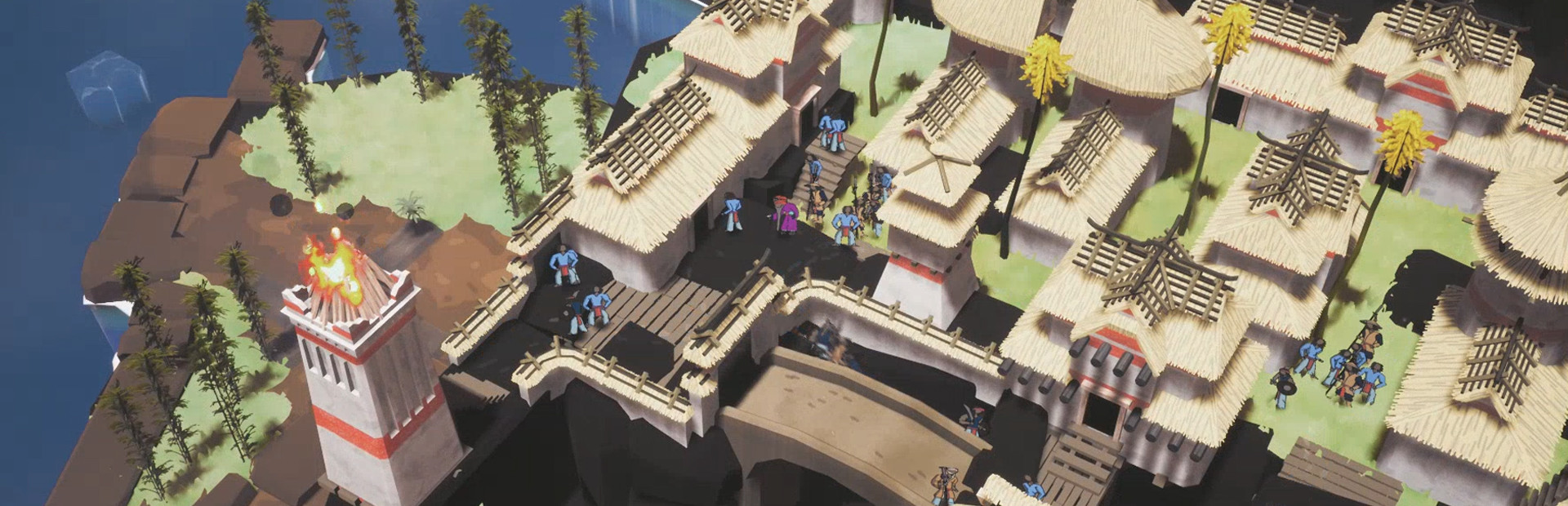 Roguelite Village-Builder Kainga: Seeds of Civilization Arrives on Steam Early Access in November